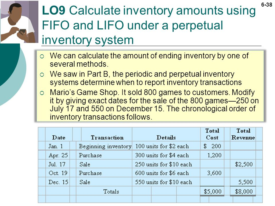 Inventory And Cost Of Goods Sold Ppt Download