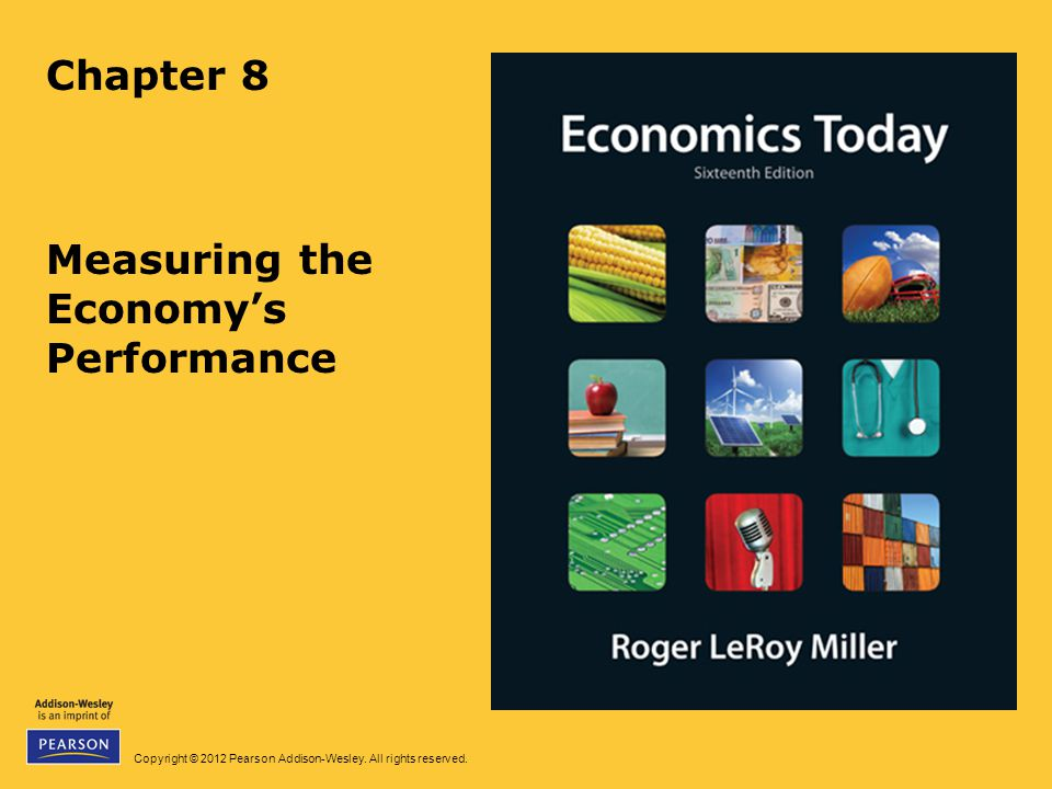 Measuring the Economy's Performance