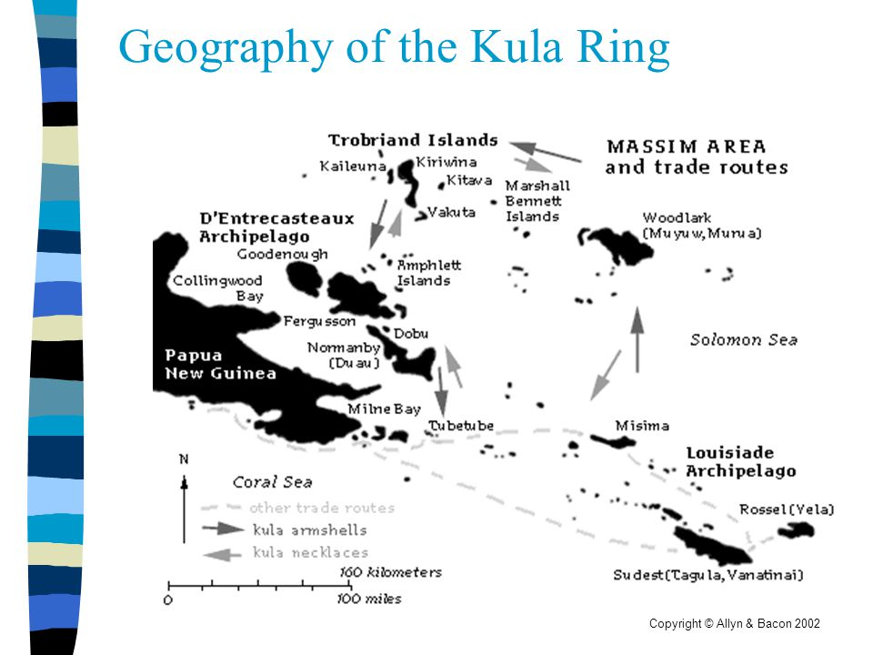 Geography of the Kula Ring
