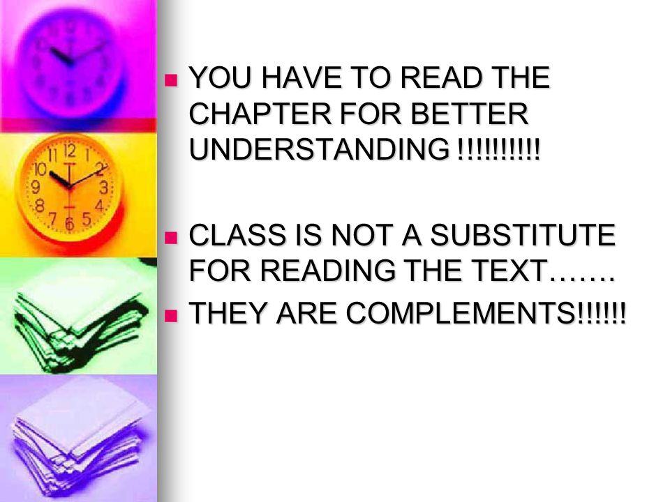 YOU HAVE TO READ THE CHAPTER FOR BETTER UNDERSTANDING !!!!!!!!!!
