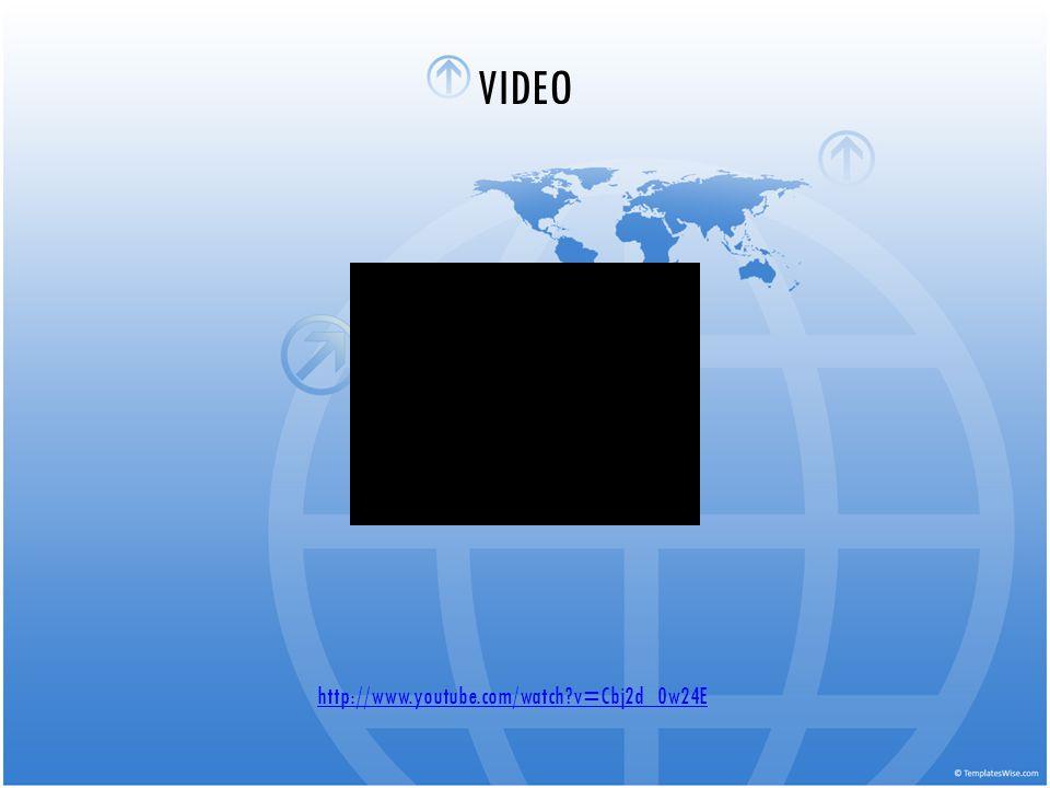 VIDEO http://www.youtube.com/watch v=Cbj2d_0w24E