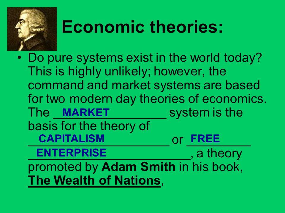 Economic theories:
