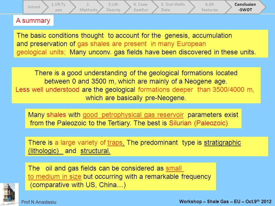 The basic conditions thought to account for the genesis, accumulation