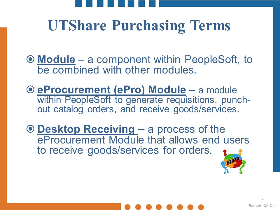 UTShare Purchasing Terms