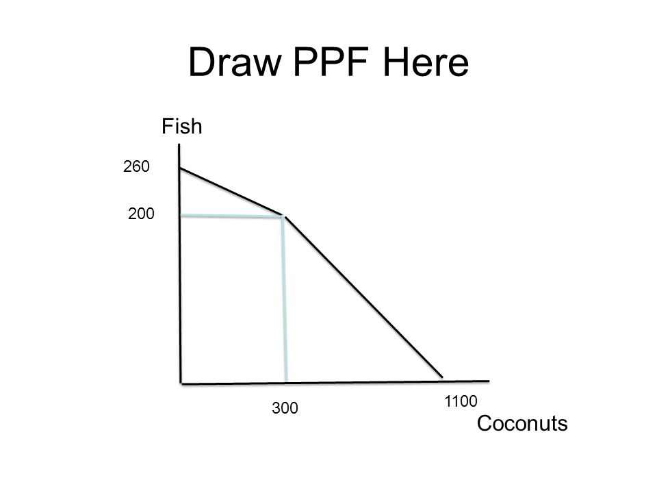 Draw PPF Here Fish 260 200 1100 300 Coconuts