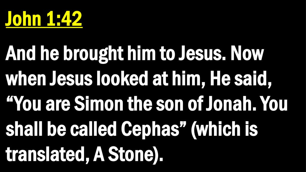 John 1:35 Again, the next day, John stood with two of his disciples. - ppt  download