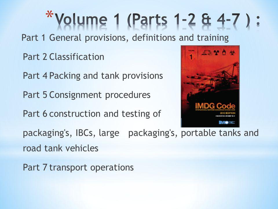 Volume 1 (Parts 1-2 & 4-7 ) :