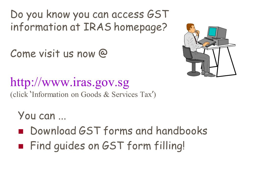 Download GST forms and handbooks Find guides on GST form filling!