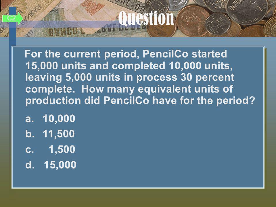 Question C2.