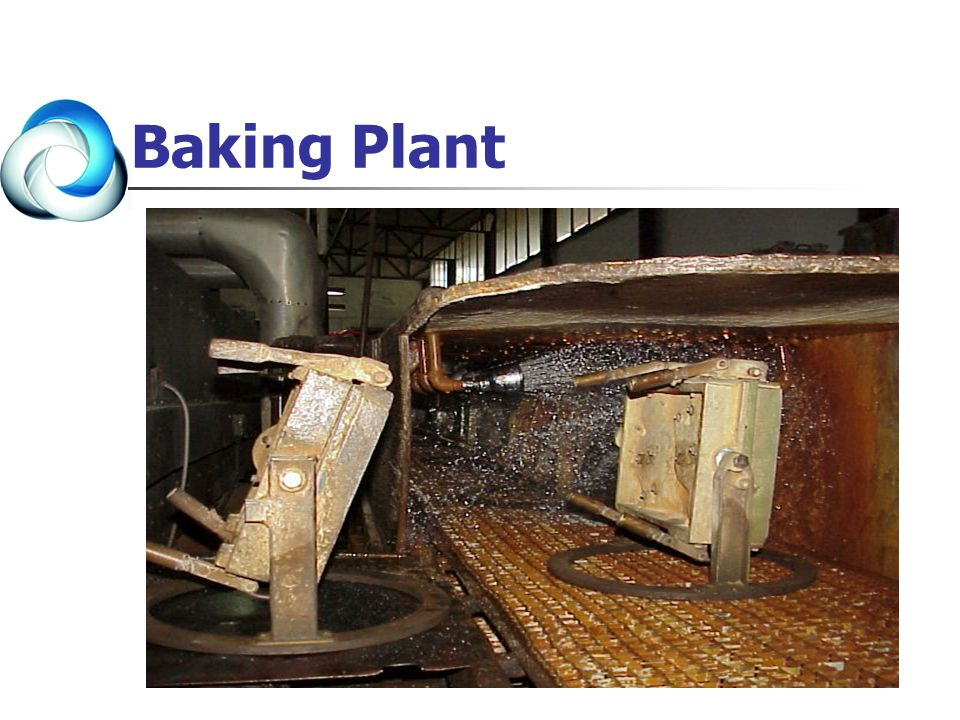 Baking Plant