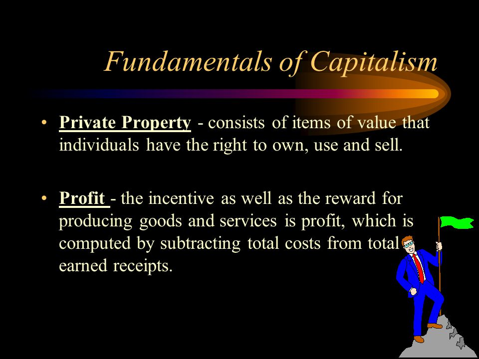 Fundamentals of Capitalism