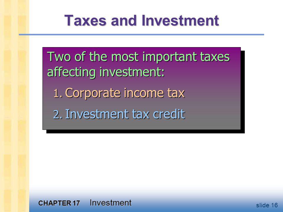 Corporate Income Tax: A tax on profits