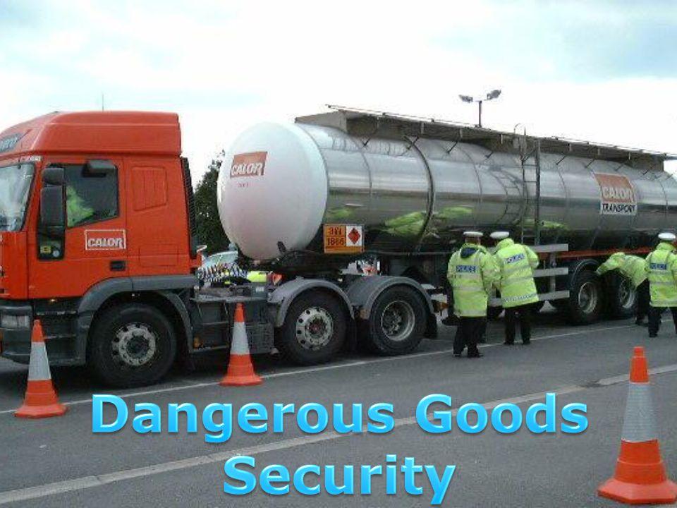 Dangerous Goods Security