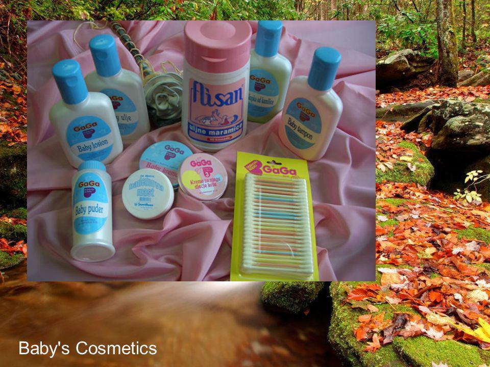 Baby s Cosmetics