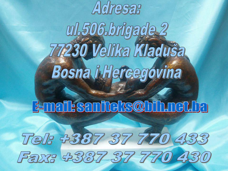 E-mail: saniteks@bih.net.ba