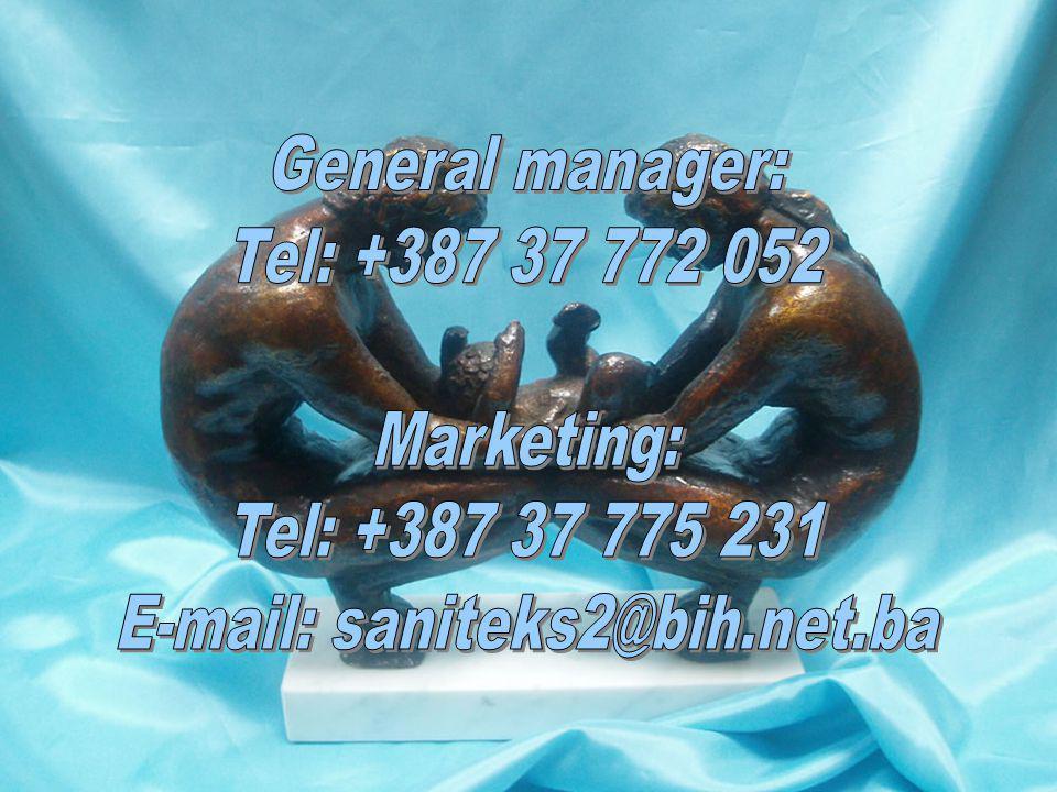 E-mail: saniteks2@bih.net.ba
