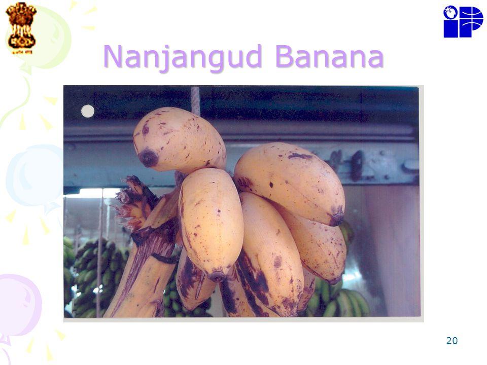 Nanjangud Banana