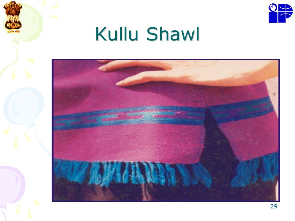 Kullu Shawl