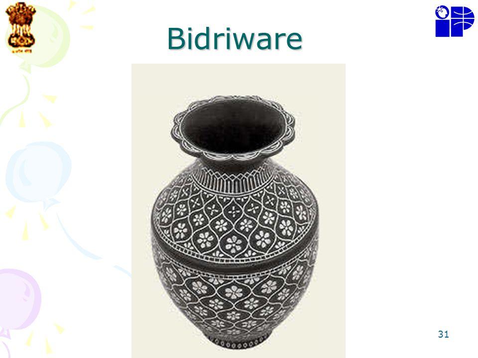 Bidriware