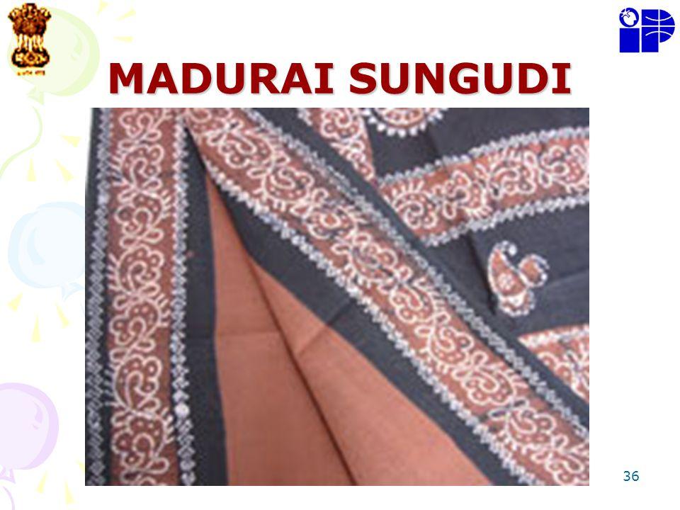 MADURAI SUNGUDI