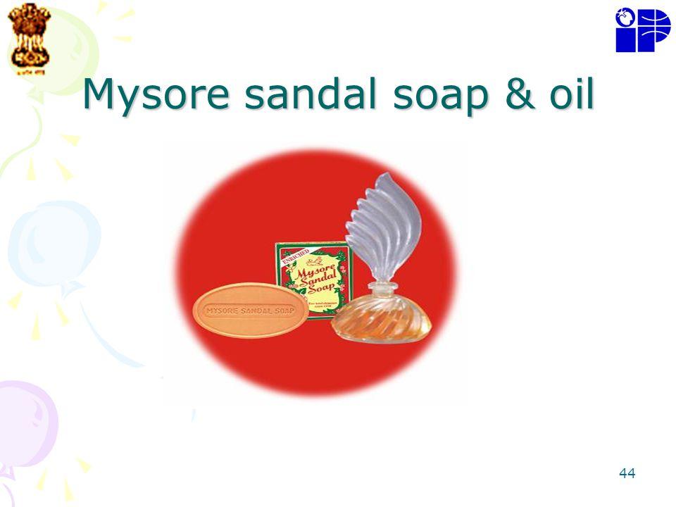 Mysore sandal soap & oil