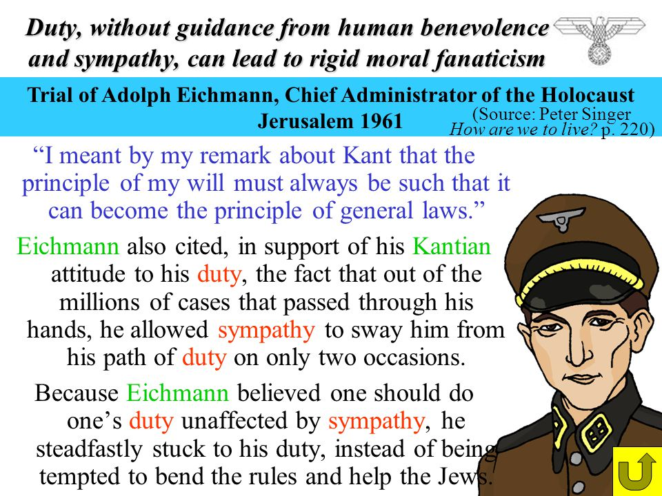 Trial of Adolph Eichmann, Chief Administrator of the Holocaust