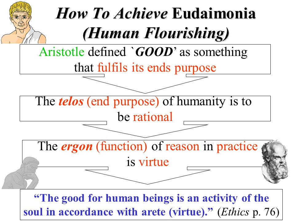 How To Achieve Eudaimonia (Human Flourishing)