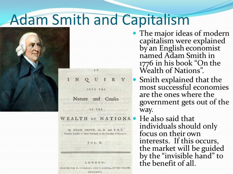 Adam Smith and Capitalism