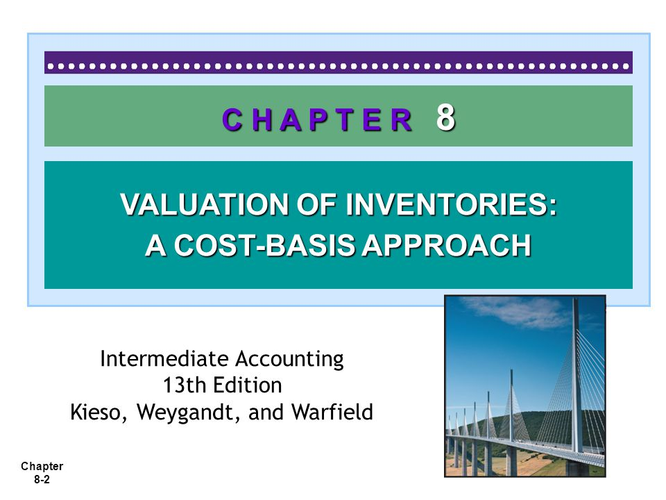 VALUATION OF INVENTORIES:
