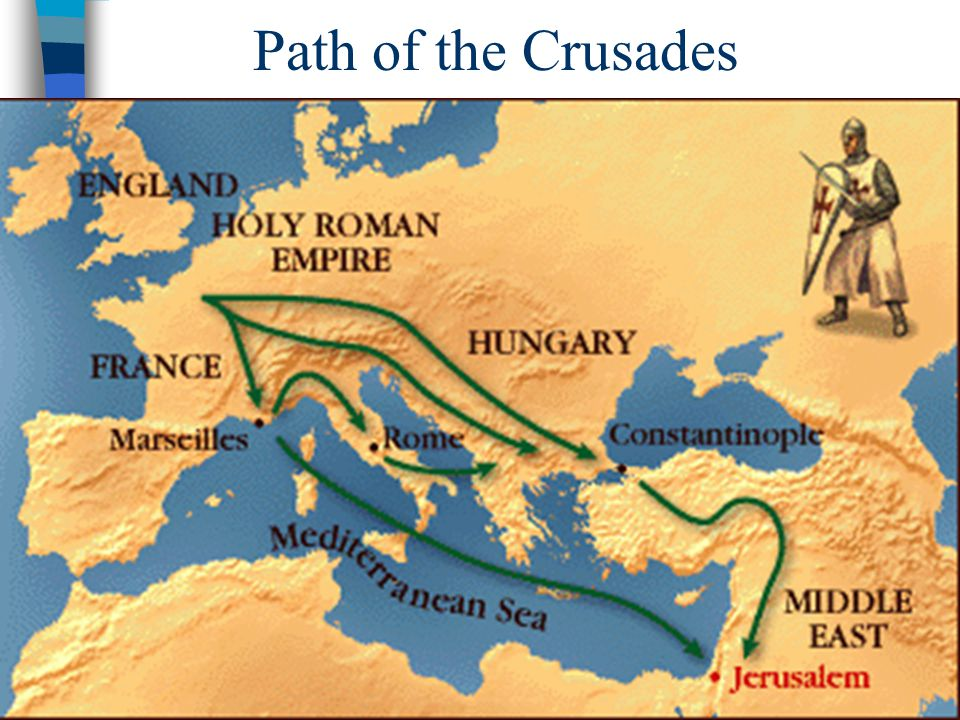 Path of the Crusades