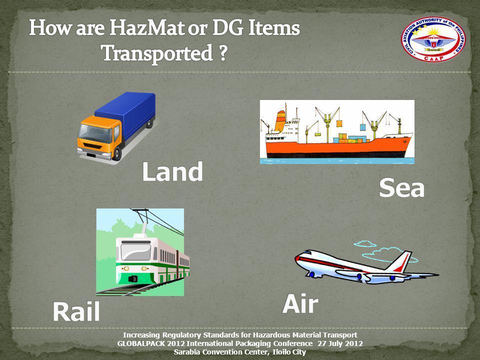 Increasing Regulatory Standards for Hazardous Material Transport