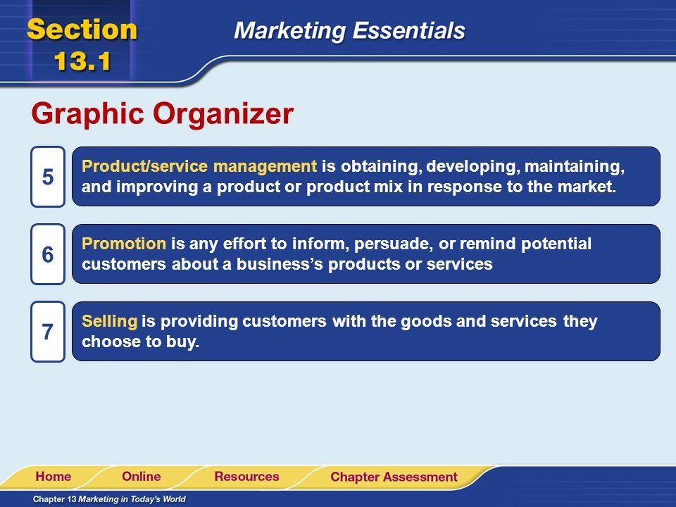 Graphic Organizer 5.