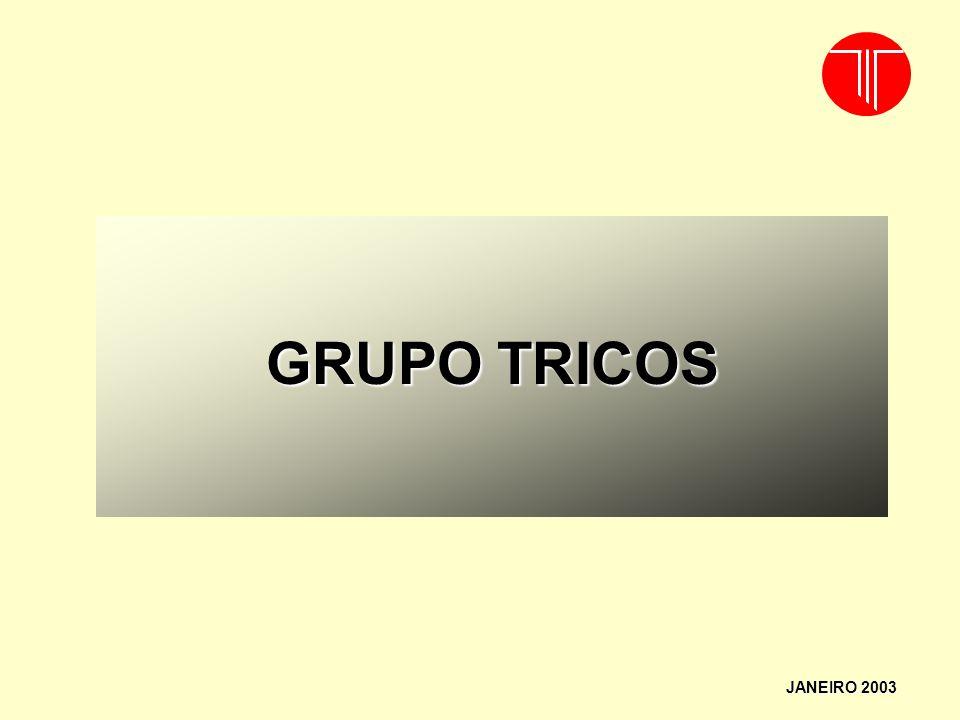 二○一七年四月二日星期日 GRUPO TRICOS JANEIRO 2003