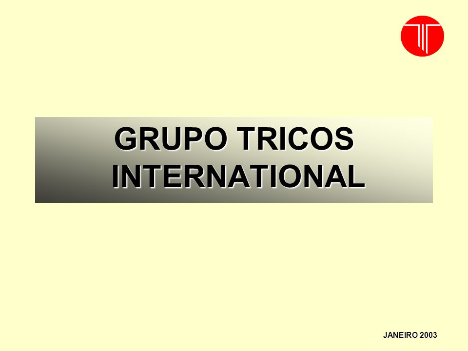 GRUPO TRICOS INTERNATIONAL