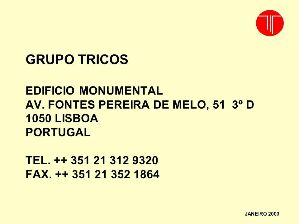 GRUPO TRICOS EDIFICIO MONUMENTAL AV