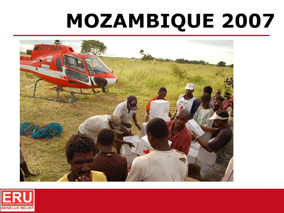 MOZAMBIQUE 2007