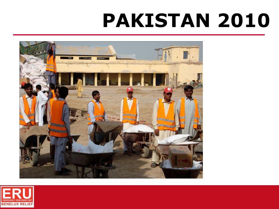 PAKISTAN 2010