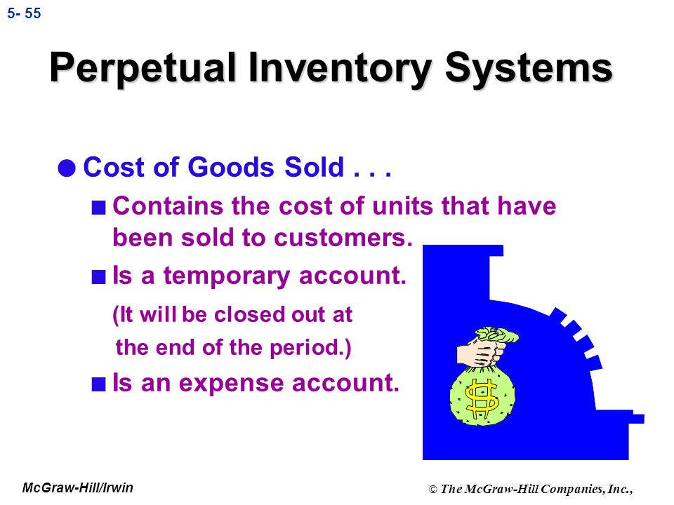 Perpetual Inventory Systems