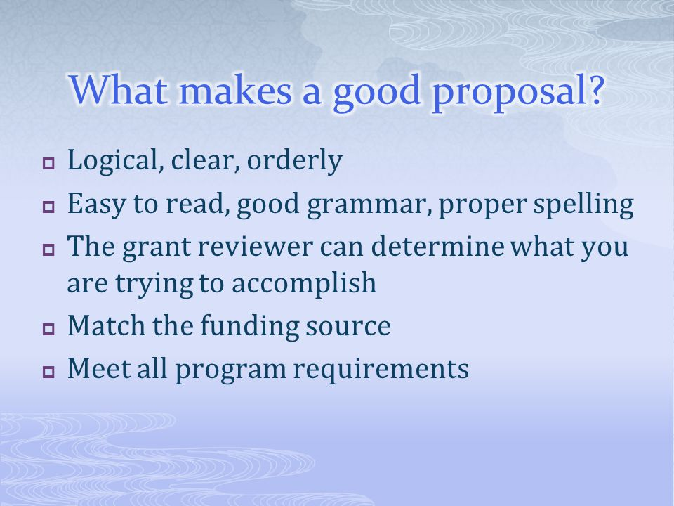 Grants 101 Theres Really Three Parts To Grants Ppt Download