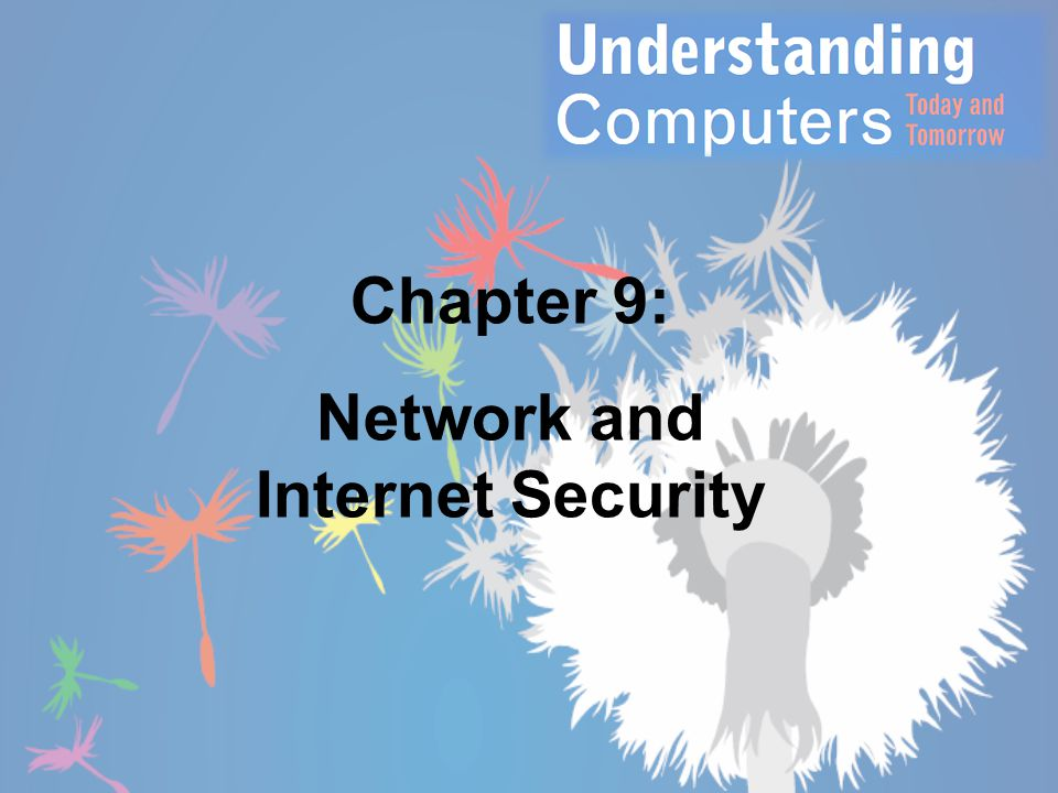 Network and Internet Security