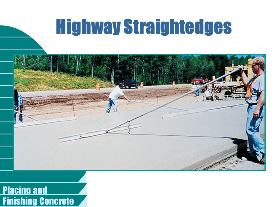 Highway Straightedges