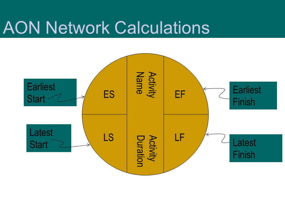 AON Network Calculations
