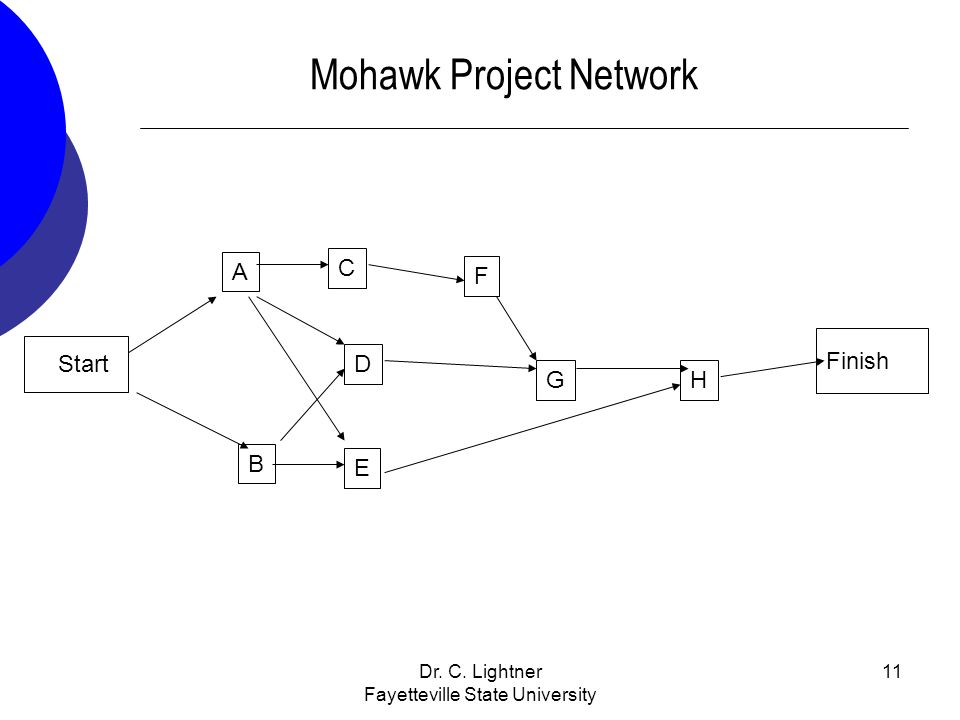 Mohawk Project Network