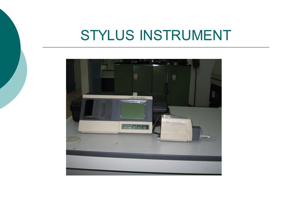 STYLUS INSTRUMENT