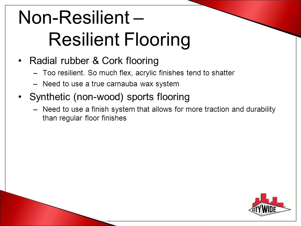 Resilient Floor Care A Systems Approach Ppt Video