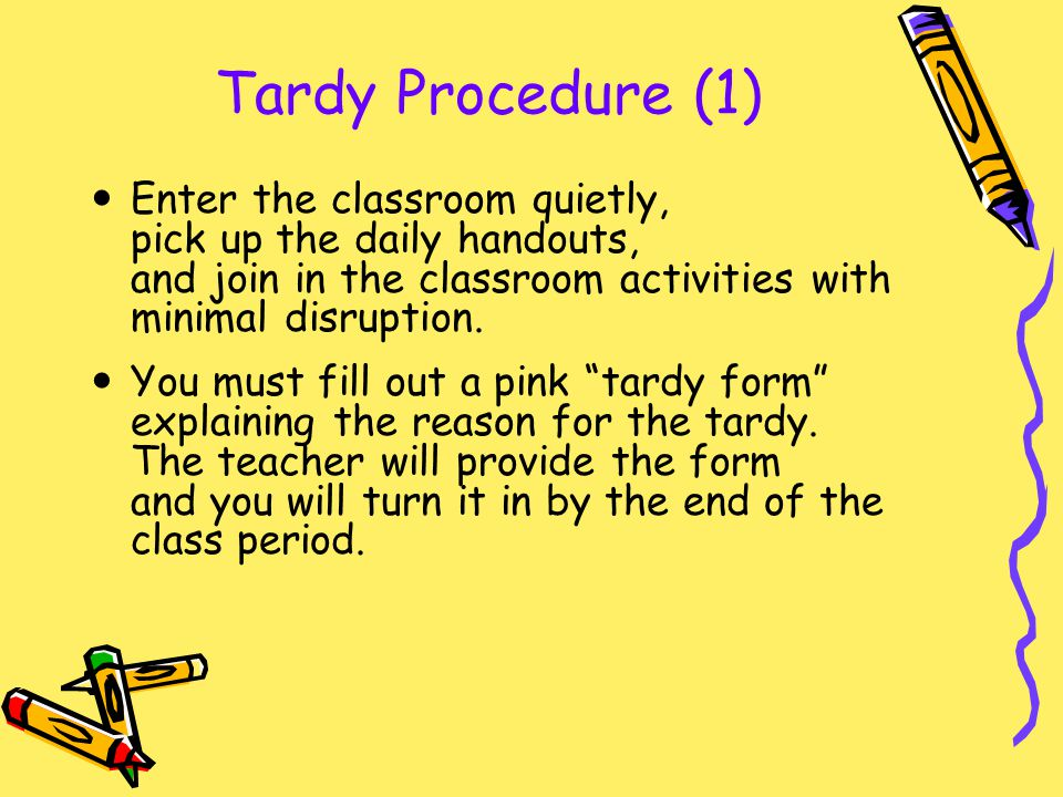 Tardy Procedure (1)