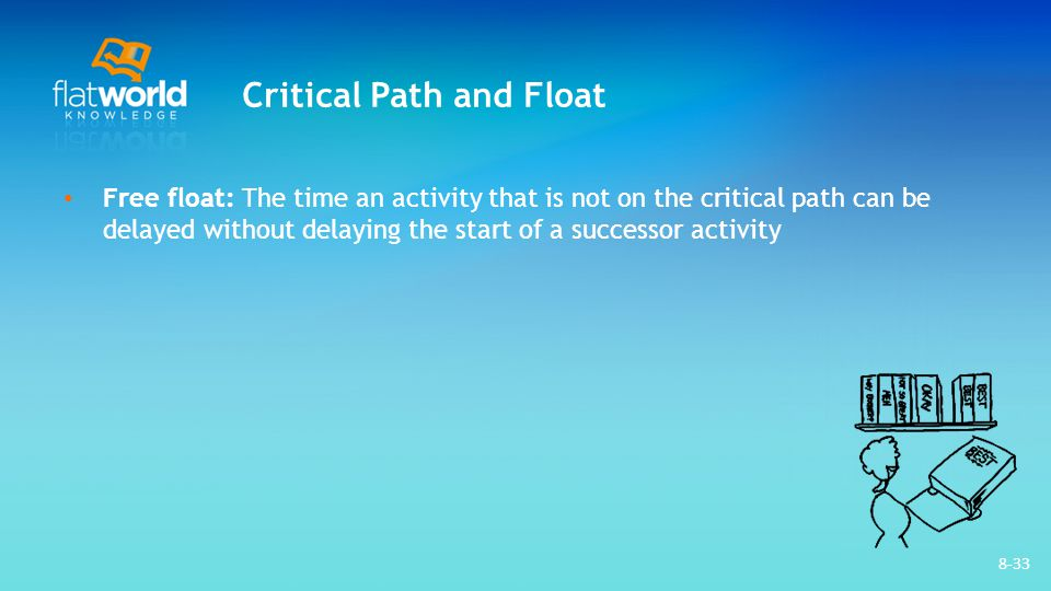 Critical Path and Float