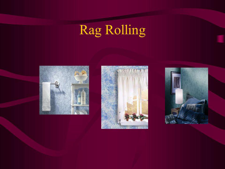 Rag Rolling