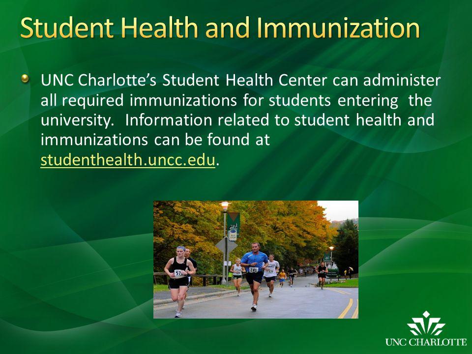 Student Health and Immunization