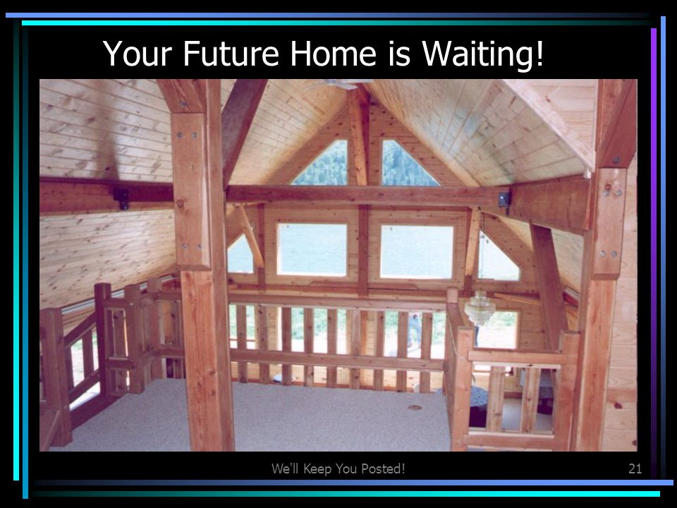 Your Future Home is Waiting!